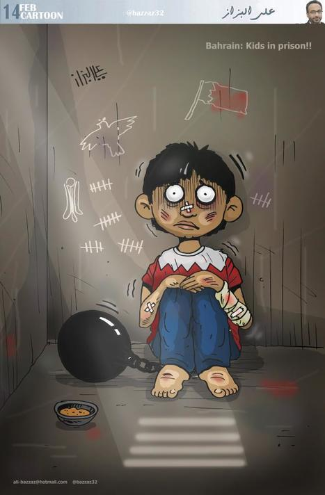 Bahrain children in prison   Human Rights and the Will to be free   Scoop.it