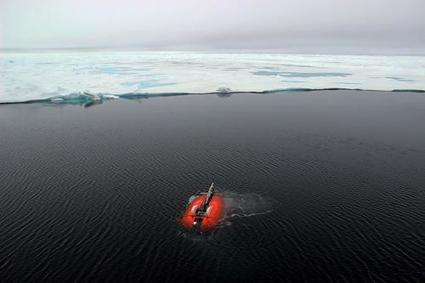 Nereid under-ice vehicle is a powerful new tool for polar science   Marine Technology   Scoop.it