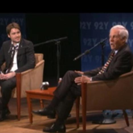 Old Media Meets New Media:  Pete Cashmore Interviews Ted Turner [VIDEO] | An Eye on New Media | Scoop.it