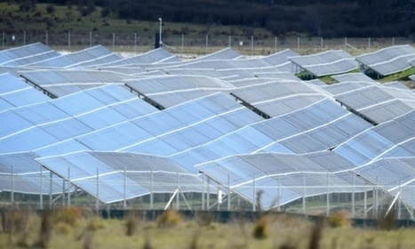 Under the sun: Australia's largest solar farm set to sprout in a Queensland field | innovative ways to save the environment | Scoop.it