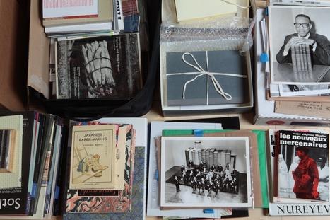 Expo au Cabinet du Livre d'Artiste | Ressources sur le Livre d'artiste et les Revues d'artistes | Scoop.it
