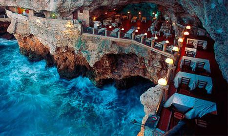 Les 12 restaurants les plus dingues dans le monde | MILLESIMES 62 : blog de Sandrine et Stéphane SAVORGNAN | Scoop.it