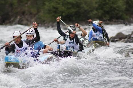 Championnat de France de kayak : 11 médailles pour le PL d' Argentan | Revue de presse internet | Scoop.it