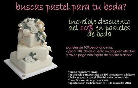 Pasteles para Boda | Bodas | Scoop.it