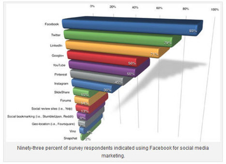 49 Noteworthy Social Networking Stats and Facts | Digital marketing and user experience | Scoop.it