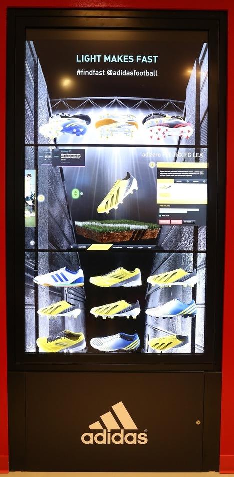 VIDEO: Sport Chek goes digital with new retail concept | Marketing Magazine | Mon Oeil | Scoop.it