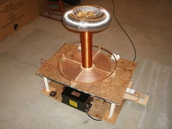 Build a Tesla Coil in 9 Steps | Democritus | Scoop.it