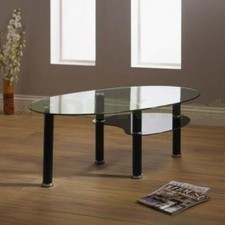 Italian Furniture Eclips CT145 Glass Coffee Table | Glass Coffee Tables | Scoop.it