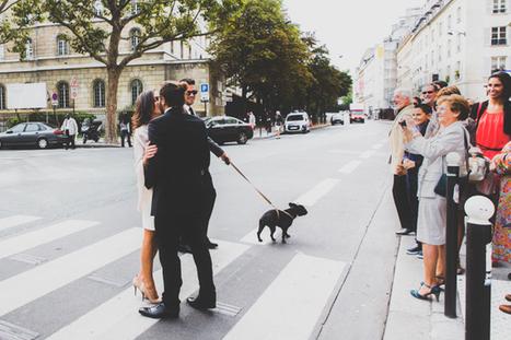 Un mariage en vert et blanc à chantilly | Tendances du moment | Déco & mariage | Scoop.it