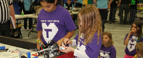 8 Questions to Ask When Designing STEM for Girls (EdSurge News) | Aprendiendo a Distancia | Scoop.it