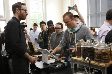 Blue Bottle VC funding: Not just for the coffee?   Curating Mode !   Scoop.it
