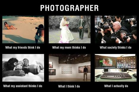 Photographer | What I really do | Scoop.it