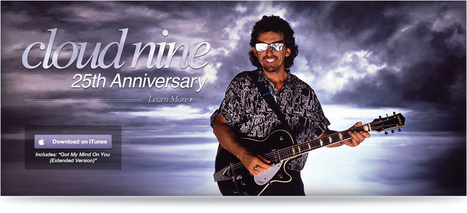 George Harrison | Grandes guitarristas del rock | Scoop.it