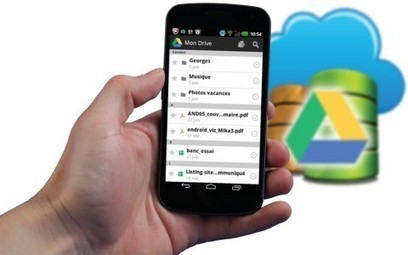 Dossier Google Drive #1 : Configurer le service sur son ordinateur | Time to Learn | Scoop.it