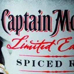 Captain Morgan's Sherry Oak   Rhum   Scoop.it