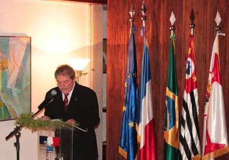 La communauté d'affaires française rencontre l'ex-Président Lula à São Paulo | Brésil Information | Du bout du monde au coin de la rue | Scoop.it