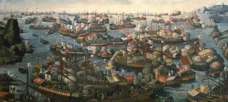 Lepanto: el enfrentamiento naval más sangriento de la historia - El Confidencial | historian: science and earth | Scoop.it
