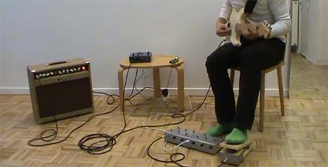 Raspberry Pi becomes a guitar effects processor | Cercle des Cultures de Belleville | Scoop.it