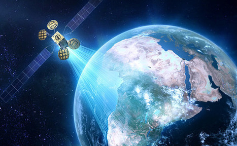 SpaceX wants to put 4,425 satellites in space for global internet coverage   Internet and websites   Scoop.it