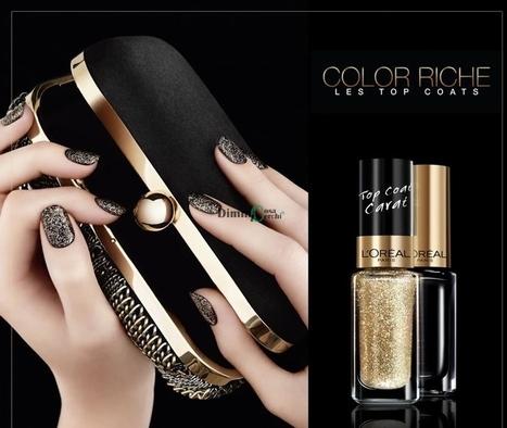 Scopri Color Riche Top Coat by L'Oreal Paris! | Bellezza e Salute | Scoop.it