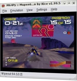 M64Py :: A frontend for Mupen64Plus   Emulation   Scoop.it