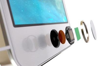 iPhone5s : jusqu'à deux fois plus d'empreintes biométriques... pour Apple | Nouvelles techno | Scoop.it