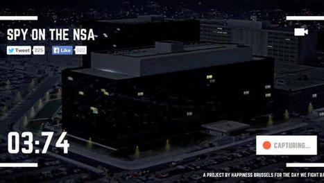 The Privacy Worm Turns: Now You Can Spy On The NSA | Freedom and Politics | Scoop.it