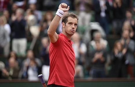 Gasquet, convalescent magnifique | Tennis | Scoop.it