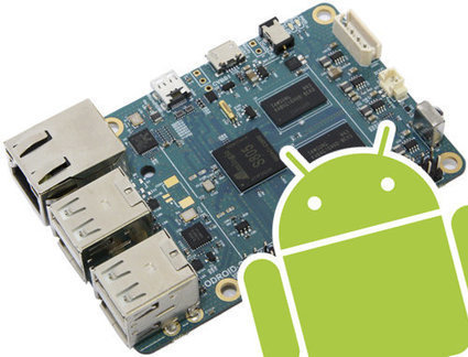 Android 4.4 Source Code Released for ODROID-C1 Board | Embedded Systems News | Scoop.it