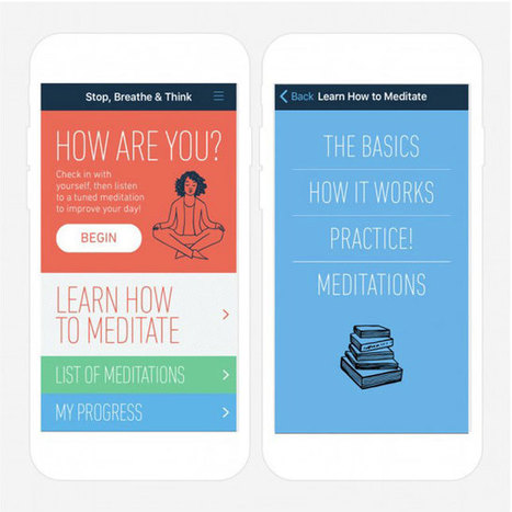 I Tried This Weird App to Feel More Zen + This Is What Happened | Mindful | Scoop.it