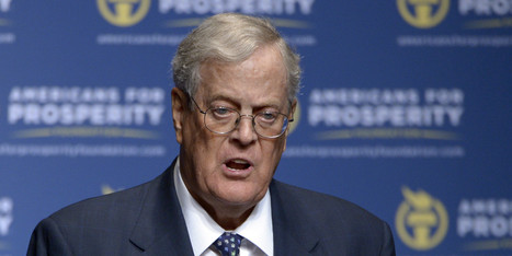 Who Are the Koch Brothers and What Do They Want? | Sustain Our Earth | Scoop.it