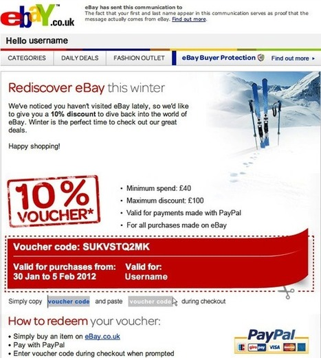Ideas for e-commerce to Increase Customer Retention – 11/10/12 : XzamCorp Quality News   Insurance Customer Retention   Scoop.it