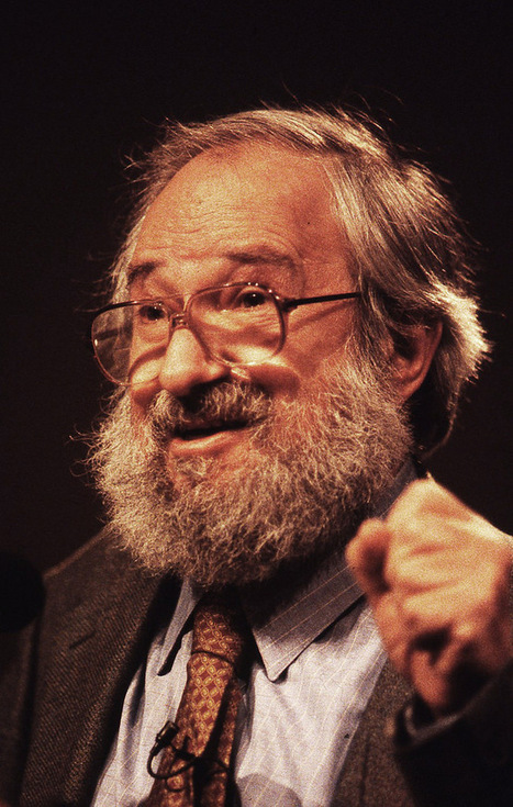 In Memory: Seymour Papert | MIT Media Lab | Aprendre amb l'ús de la tecnologia | Scoop.it