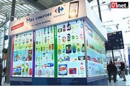L'enseigne Carrefour entre virtuellement en gare | Le smartphone a-t-il changé nos comportements? | Scoop.it