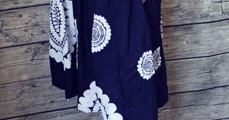 Summer Skirt Sewing Tutorial | Bazaar | Scoop.it