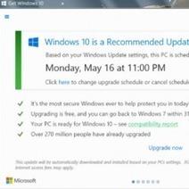 La mise à jour forcée vers #Windows 10 scandalise les utilisateurs | #Security #InfoSec #CyberSecurity #Sécurité #CyberSécurité #CyberDefence & #DevOps #DevSecOps | Scoop.it
