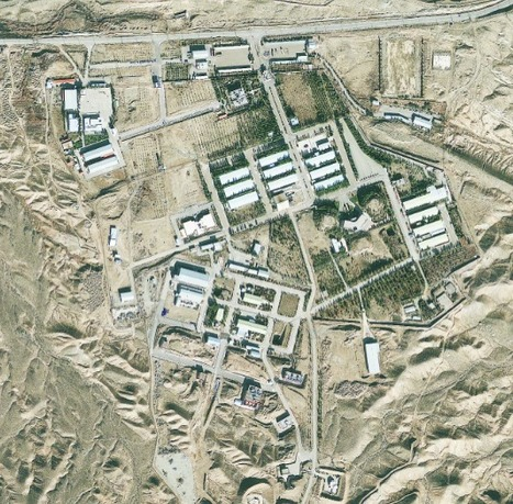 Here's the Site Iran Doesn't Want Inspectors to See | Remote Sensing News | Scoop.it