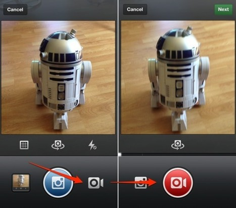 Instagram Adds Video Recording: Up Close On How It Works | My Heavy Metal Blog | Scoop.it