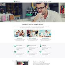 Website Templates | Web Templates | Template Monster | Web Design | Scoop.it