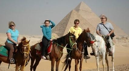 Camel Ride Around The Pyramids - Powered by em.com.eg | Cairo excursion | Scoop.it