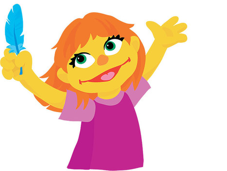 Meet Sesame Street's First Character with Autism: 'We Want to Create Greater Awareness and Empathy' | Autism & Special Needs | Scoop.it