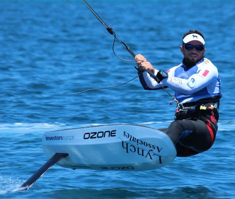 'Nico Parlier claimed the 2016 Hydrofoil Pro Tour title.' @investorseurope | Mining, Drilling and Discovery | Scoop.it