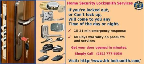 Housing Locksmith Products and services   BH-locksmith   Scoop.it