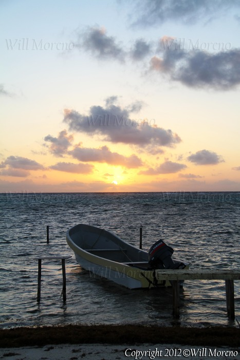 Sunrise - The Beginning | Belize in Photos and Videos | Scoop.it