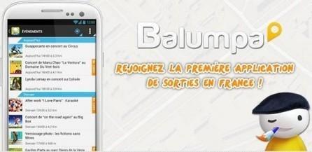 Une application Android qui vous trouve où sortir, Balumpa | Freewares | Scoop.it