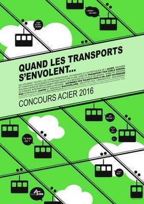 Nouveau défi transport par cable urbain 2016 | Urbanisme | Scoop.it