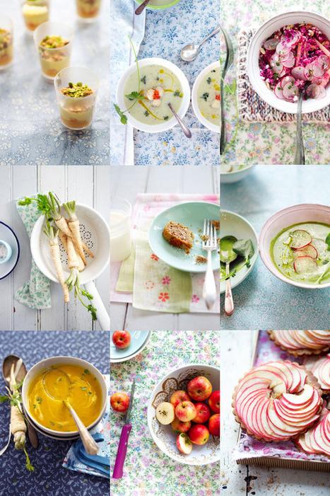Atelier de stylisme et de photographie culinaires, mai 2012 en France | La Tartine Gourmande | Papy Mamy Chef | Scoop.it