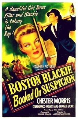 Film Noir Friday on Saturday: Boston Blackie Booked on Suspicion [1945] | Deranged L.A. Crimes | The Noir Factory | Scoop.it