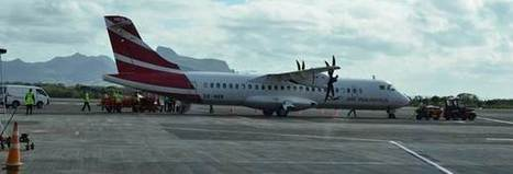 Air Mauritius made history | News for Indian Ocean Airlines | Scoop.it