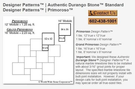 Most Popular Travertine Tile Patterns in Santa Monica Bay Area | Popular Marble Limestone Travertine Tile Patterns | Scoop.it